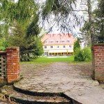 Parkansicht Haus Dahmshöhe